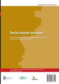 Boekomslag Recht Zonder Grenzen