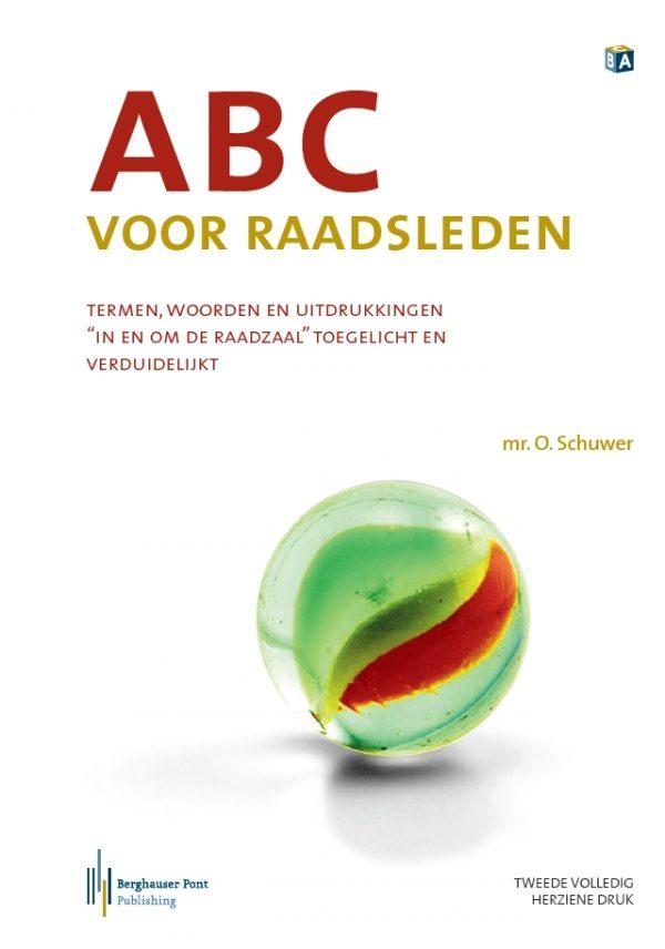 Boekomslag ABC voor Raadsleden