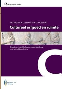 Boekomslag Cultureel erfgoed en ruimte