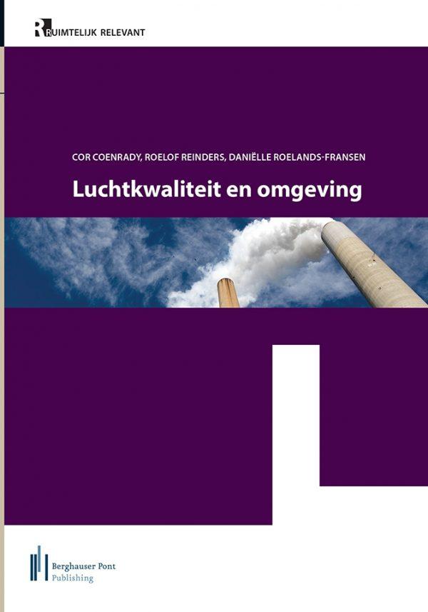 Boekomslag Luchtkwaliteit en omgeving