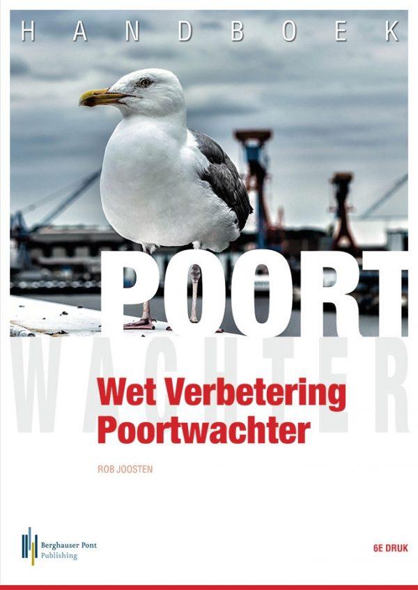 Boekomslag Handboek Wet Verbetering Poortwachter