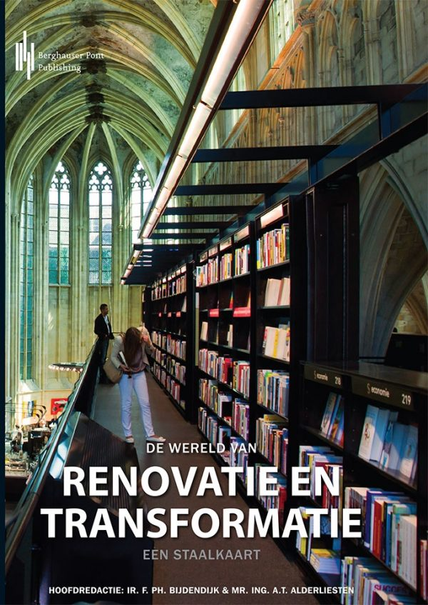 Boekomslag Renovatie en transformatie