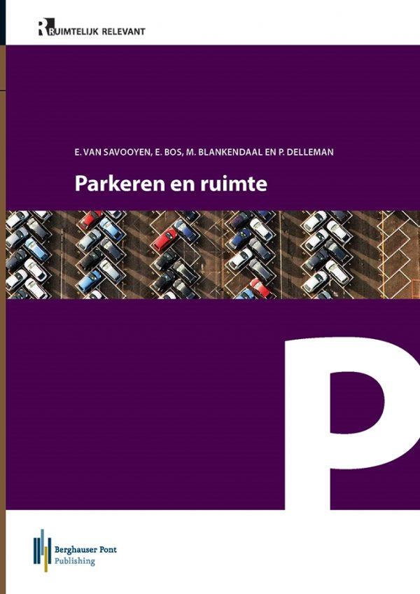 Boekomslag Parkeren en ruimte