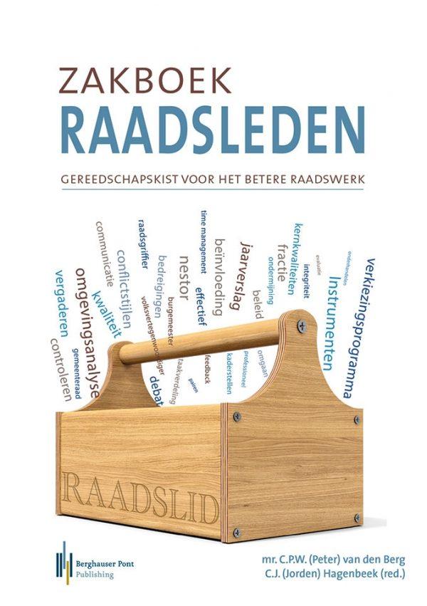 Boekomslag Zakboek Raadsleden