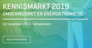 Kennismarkt Omgevingswet en Energietransitie 2019