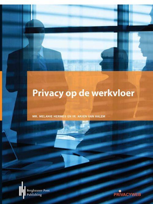 Boekomslag Privacy op de werkvloer