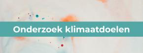 Professionals omgevingsdomein zien klimaatdoelen als onhaalbaar