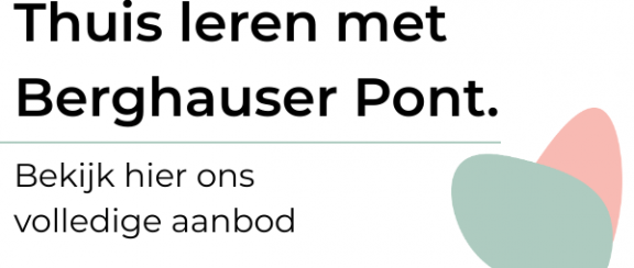 Thuis leren met Berghauser Pont
