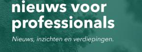 Corona: informatie voor professionals