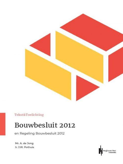 Boekomslag Bouwbesluit 2012