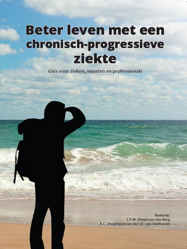 Boekomslag Beter leven met een chronisch-progressieve ziekte