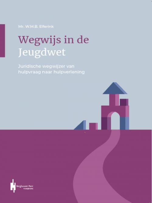 Boekomslag Wegwijs in de Jeugdwet