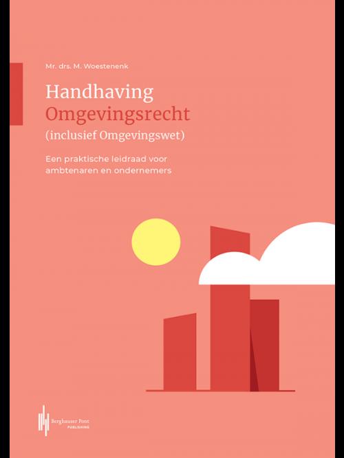 Boekomslag Handhaving Omgevingsrecht